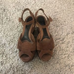 Marni Platform Sandals.
